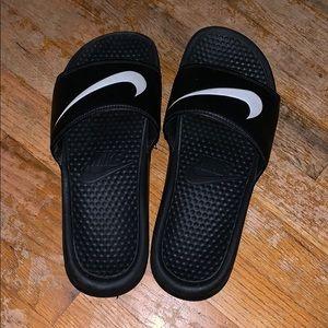 Nike's slides